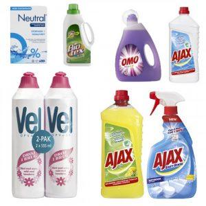 Rengøringsmiddel